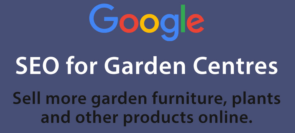 SEO For Garden Centres