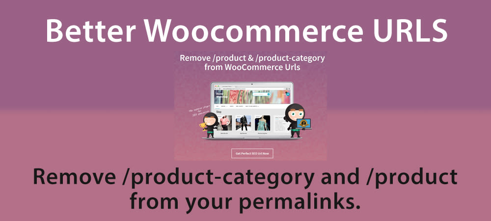 Fixing Woocommerce Urls for Better SEO