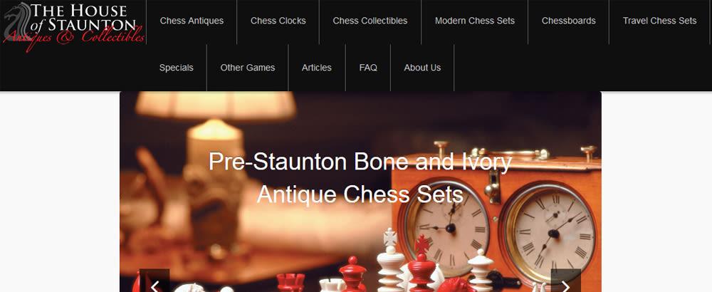 House of Staunton Website