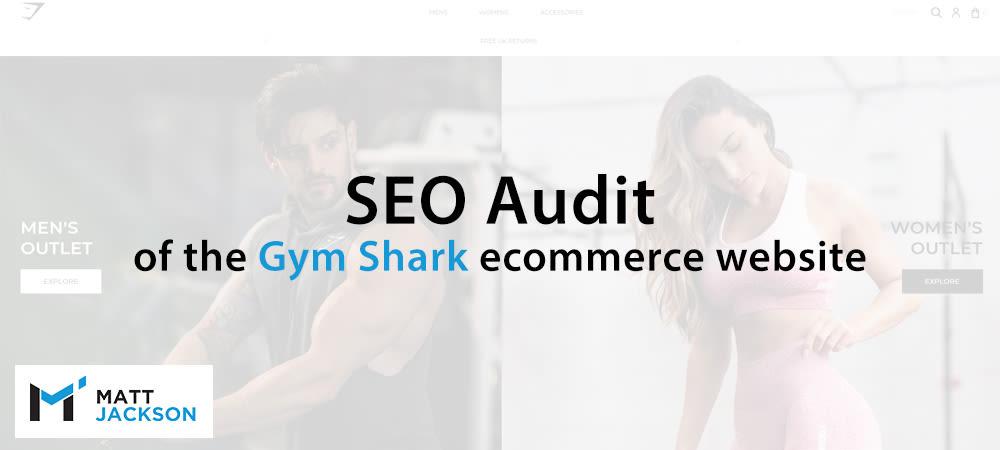 Gym Shark SEO
