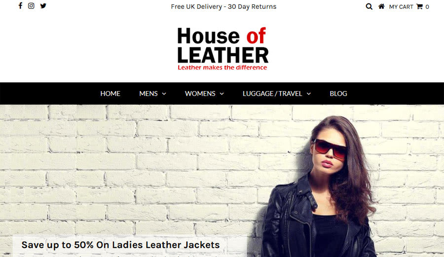 House of Leather UK