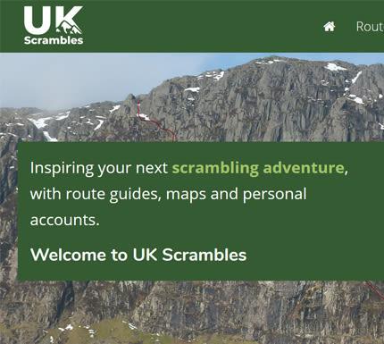 uk scrambles website