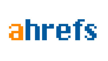 logotipo de ahrefs